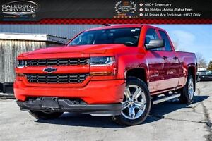 2016 Chevrolet Silverado 1500 Custom|4x4|Bluetooth|Pwr Windows|S