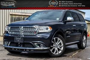 2016 Dodge Durango Citadel|AWD|7Seater|Navi|Sunroof|DVD|Backup C