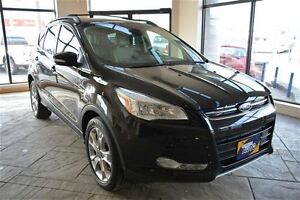 2013 Ford Escape SEL AWD 2.0 ECO BOOST, LEATHER, HEATED SEATS, S