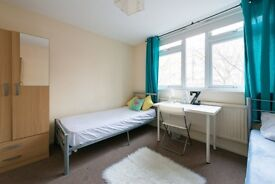 VERY CHEAP Twin room in MAIDA VALE ** MOVE ASAP ** Perfect for 2 friends
