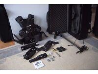 Steadicam Camera Stabilizer + Vest and Arm
