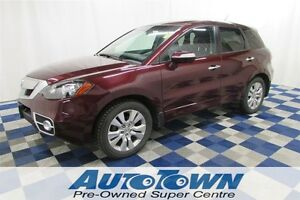 2010 Acura RDX SPORT Tech Package/NAV/REAR VIEW CAM