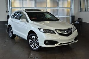 2016 Acura RDX AWD Elite | Acurawatch | Cooled Seats