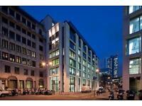 SHOREDITCH Shared Office Space - Flexible Co-Work Rental 1-25 Desks EC2A