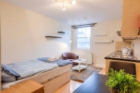 PORTER SERVICE~DOUBLE STUDIO IN SOUTH KENSINGTON*** ALL BILLS INCLUDED~COUPLE WELCOME