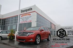 2013 Toyota Venza V6 AWD TOURING w/Navigation-TOYOTA CERTIFIED!!