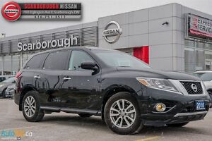 2016 Nissan Pathfinder S-LOW, LOW KM'S AND ACCIDENT FREE!!!