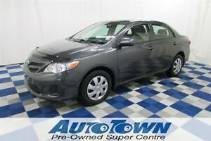 2013 Toyota Corolla CE CONVENIENCE PKG/ LOW KM/KEYLESS ENTRY/USB