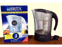 BRITA ACCLARIO PREMIUM WATER FILTER CORDLESS JUG KETTLE