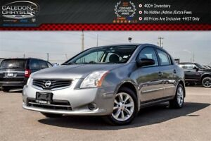 2011 Nissan Sentra 2.0 S|Sunroof|Bluetooth|Heated Front Seats|Pw