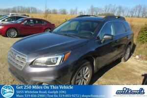 2015 Subaru Outback TOURING AWD SUV! SUNROOF! REAR CAMERA! HEATE