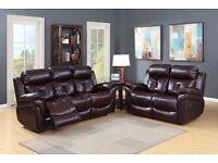3+2 recliner set