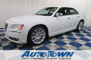 2012 Chrysler 300 LIMITED/ALLOY WHEELS/HEATED SEATS/REAR VIEW CA