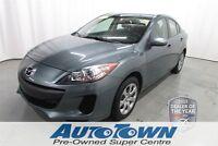 2012 Mazda MAZDA3 GX*SAVE an extra $1000 when financed OAC
