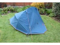2 Single man tents for sale