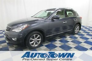 2008 Infiniti EX35 KEYLESS ENTRY/LEATHER INTERIOR/HEATED SEATS!!