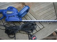 "HEDGE TRIMMER 20"" EINHELL 600W CABLE 10M.AS NEW"