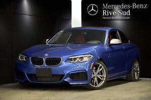 2014 BMW M235i Manuel, GPS, Toit ouvrant