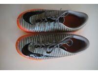 Nike Mercurial Vortex Astro Turf Trainers Junior – size 5.5 - £15