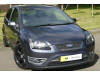£0 DEPOSIT FINANCE*** Ford Focus 2.5 SIV ST-2 3dr ***STUNNING HOT HATCH*** FR...