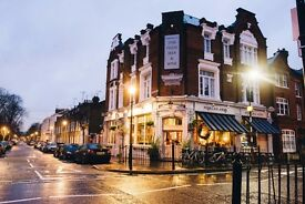 Chef de partie wanted in a beautiful gastro pub, earn £9+ an hour