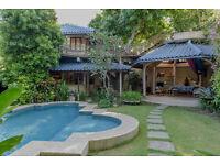 Cozy BALI villa in central Seminyak, Indonesia