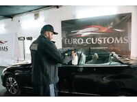 Vehicle Window Tinting Specialists