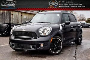 2012 MINI Cooper S Countryman S|AWD|Pano Sunroof|Bluetooth|Heate
