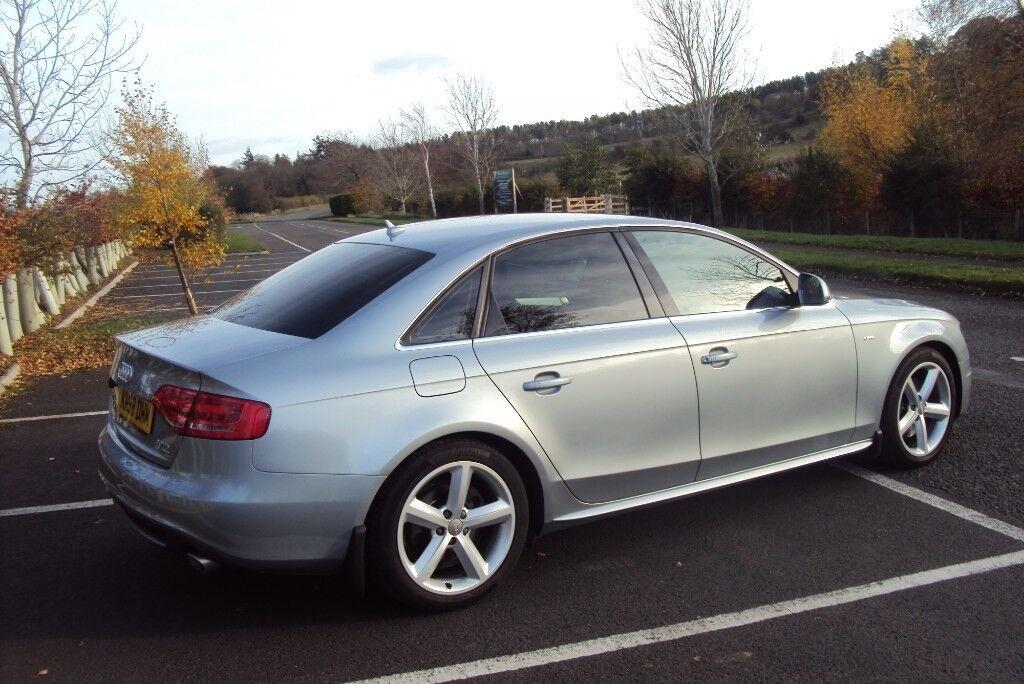 2008 58 Audi A4 B8 30 Tdi Quattro S Line Executive In