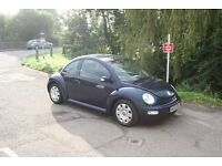 VW Beetle 1.9 Tdi - New MOT no advisories - Great service history - A/C - drives really well