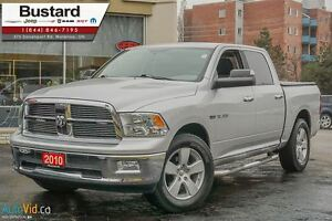 2010 Dodge Ram 1500 SLT | SLT PLUS | DUAL EXHAUST | QUAD CAB | 2