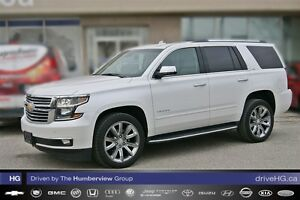 2016 Chevrolet Tahoe LTZ|NAVI|SUNROOF|22INCH|VENTED SEATS