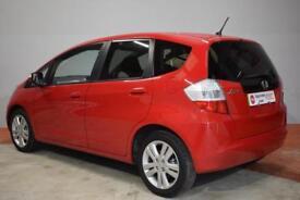 HONDA JAZZ 1.3 I-VTEC EX PAN ROOF 5 Door Hatchback 98 BHP (red) 2010