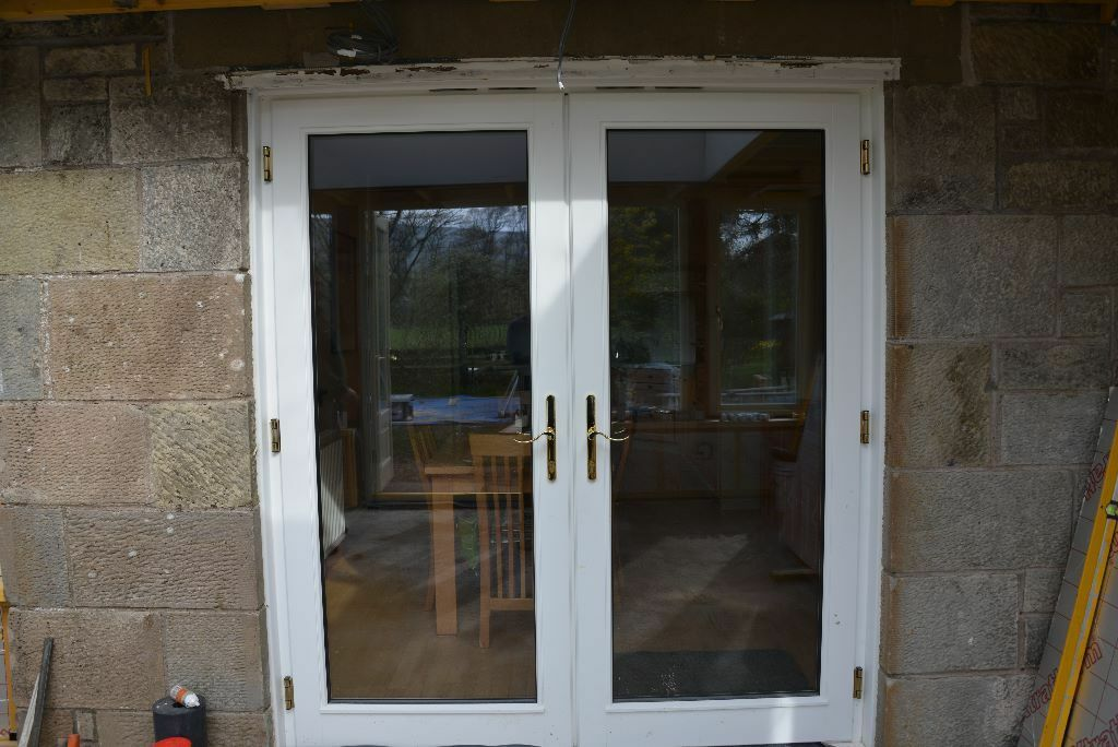Everest Double Glazed Wooden French Doors In Stirling Gumtree