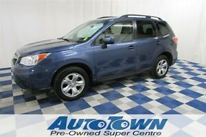 2014 Subaru Forester 2.5i/CLEAN HISTORY/HEATED SEATS/USB OUTLET