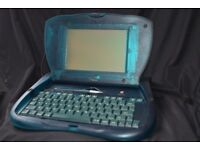Apple Newton eMate 300: good condition, new batteries, charger and handbook.