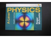 A & AS Level Text Books (Physics, Geography, English Language and Government and Politics