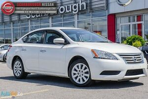 2013 Nissan Sentra 1.8 S-ACCIDENT FREE WITH UNDER 58000KM'S!!!!