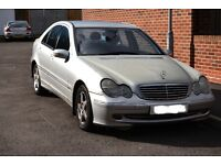 Mercedes Benz C CLASS 220 CDI Diesel