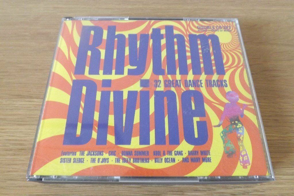 Rhythm Divine - 2 CD Set