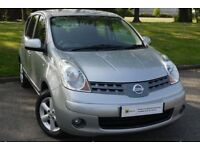 RELIABLE*** Nissan Note 1.4 16v Acenta 5dr **£0 DEPOSIT FINANCE** FREE AA WARRANTY** PART EX WELCOME