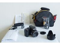 Nikon Coolpix P500 Digital Camera with accessories
