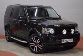 LAND ROVER DISCOVERY 4 3.0 SDV6 XS 5 Door AUTO FACELIFT (black) 2012
