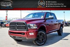 2017 Ram 2500 New Truck SLT|4x4 Diesel|Night edition|BlueBackup