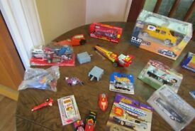 TOY SALE NORTHAMPTON CORGI DRAGSTERS MODELS CARS FROM £5 TO £40 EACH