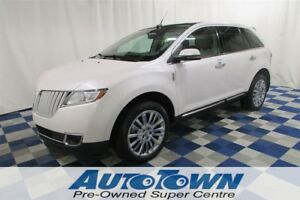 2014 Lincoln MKX AWD/ACCIDENT FREE/NAV/SUNROOF/REAR CAM/LEATHER