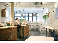 Full Time Barista for Speciality Coffee shop Central Oxford