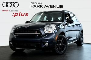 2015 MINI Cooper S Countryman ALL4 TOIT PANORAMIQUE !