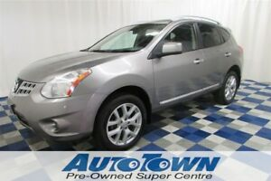 2011 Nissan Rogue SV/REAR CAM/SUNROOF/NO ACCIDENTS!!