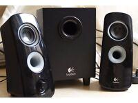 Logitech Z323 Speaker System with a Subwoofer - 360 degree sound - URGENT